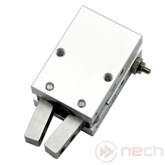 NECH MHC2-10D / Csereszabatos pneumatikus szögmegfogó munkahenger / NECH MHC2 Series IC Pneumatic Angular Gripper 1